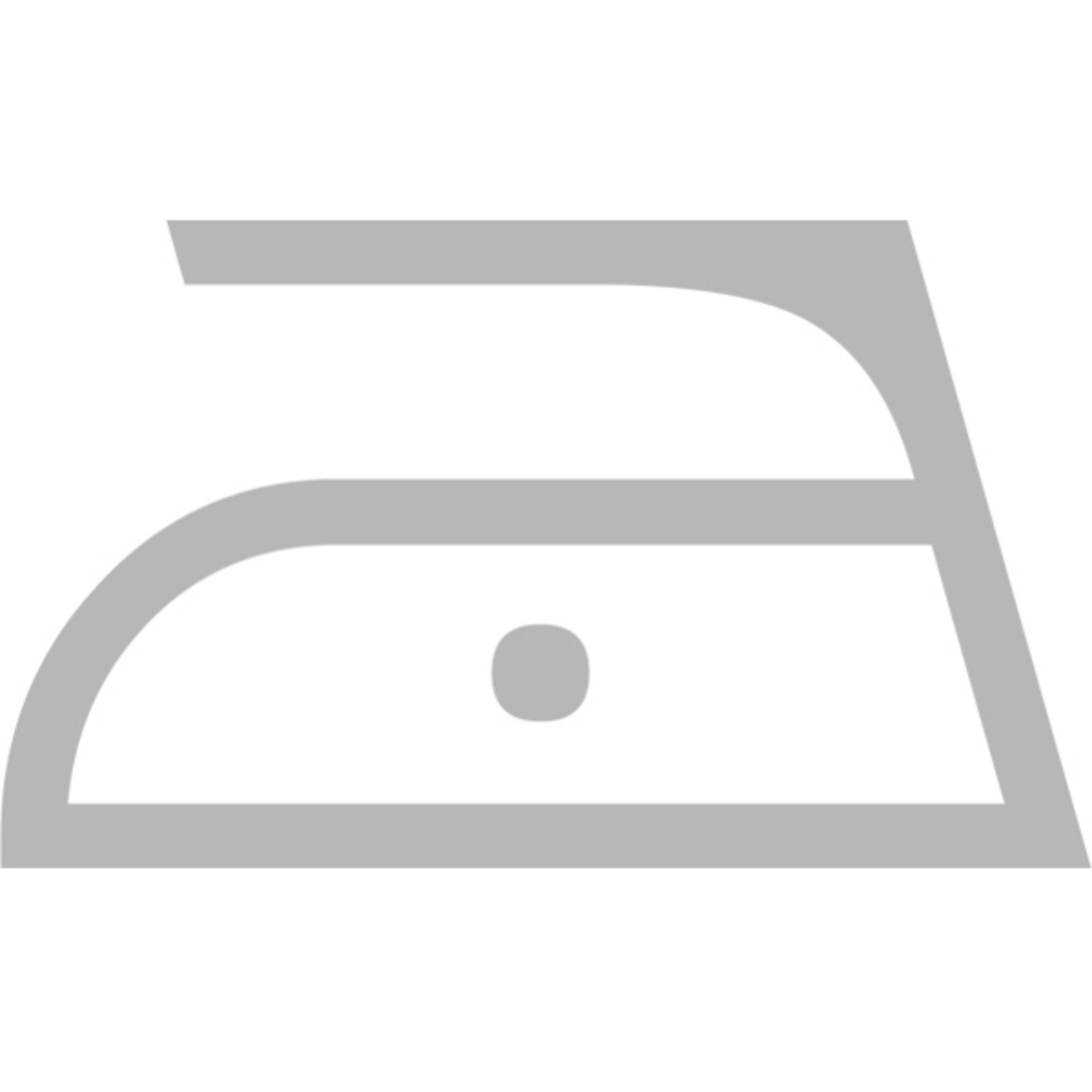 Bügeln bei einer maximalen Temperatur von 110°C Vorsicht beim Dampfbügeln